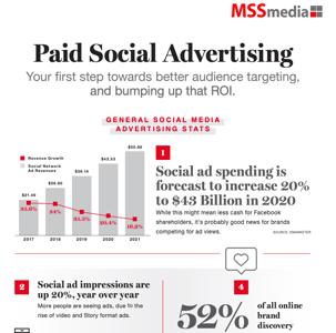 Paid Social Media Stats