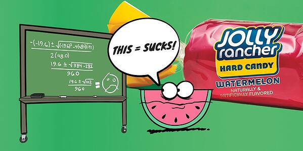 Jolly Ranchers Suck Campaign