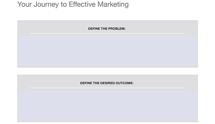 MSSmedia Refining Marketing Goals