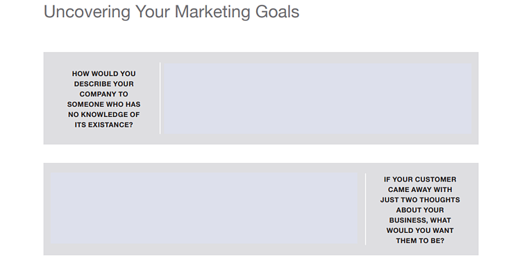 MSSmedia Uncovering Marketing Goals